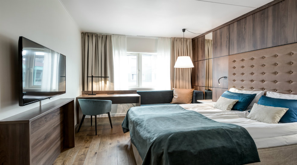 Rooms And Room Types Quality Airport Hotel Gardermoen