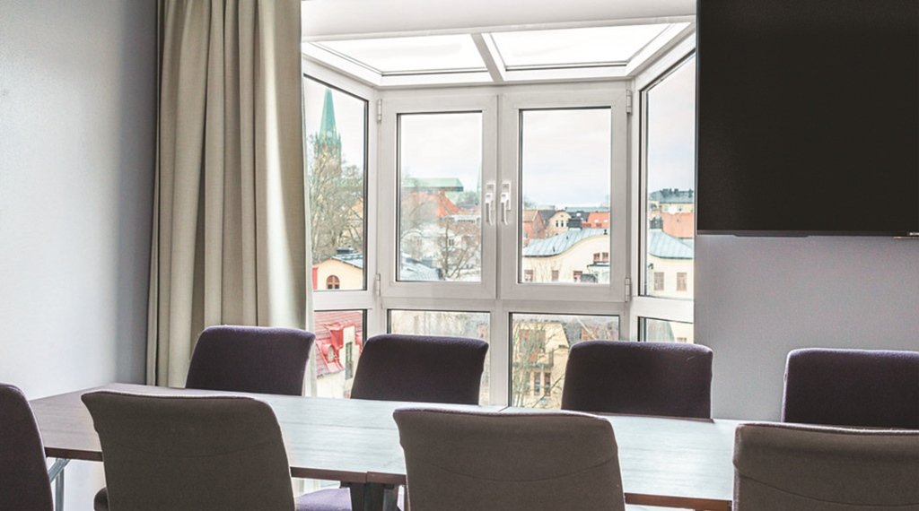 Hotelli quality hotel ekoxen for Small hotel groups